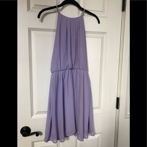 Blouson Chiffon Dress made by Lush for Nordstrom!